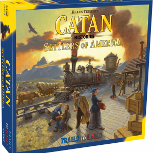 Catan Histories – Settlers of America