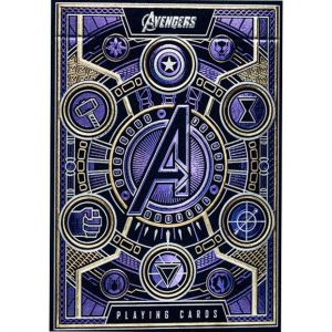 Theory 11 Playing Cards – Avengers