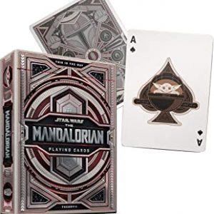 Theory 11 Playing Cards – Mandalorian