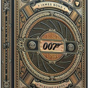 Theory 11 Playing Cards – James Bond